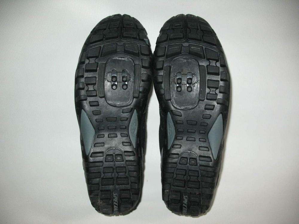 Велотуфли SPECIALIZED taho bg MTB shoes (размер UK9/US10/EU43(на стопу до 275 mm)) - 7