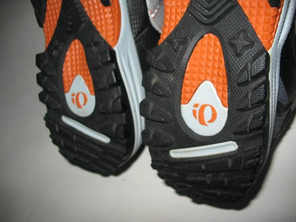 Велотуфли PEARL IZUMI X-Alp mid enduro shoes (размер UK9/US11/EU44(на стопу 280 mm)) - 8
