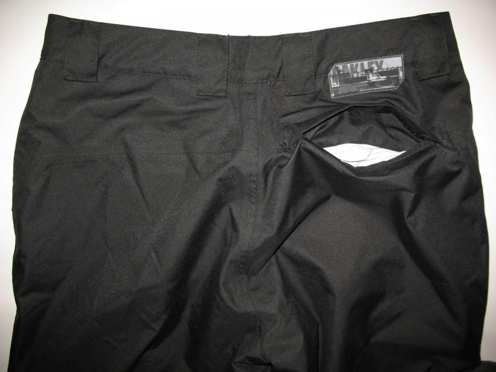 Штаны OAKLEY snowboard pants (размер M) - 5