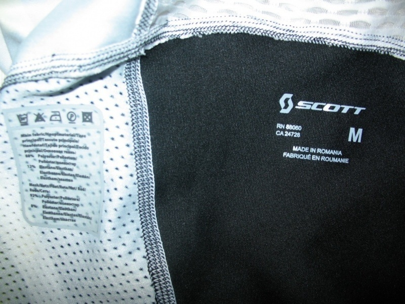Комбинезон SCOTT RC Pro Bib Shorts  (размер M) - 7