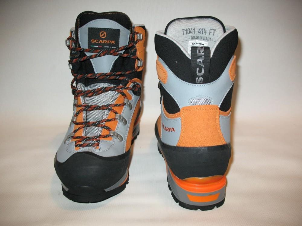 Ботинки SCARPA triolet pro GTX boots (размер UK7/US8/EU41(на стопу 255 mm)) - 5