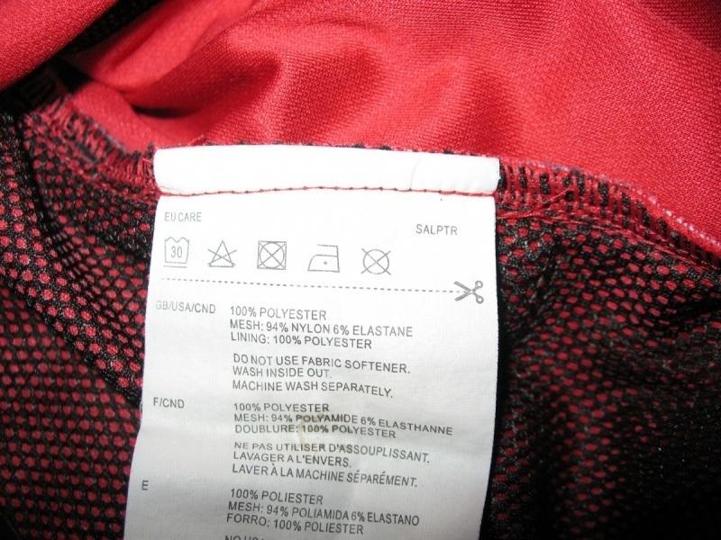 Футболка GORE Bike Wear Alp-X 3. 0 Jersey (размер L) - 11