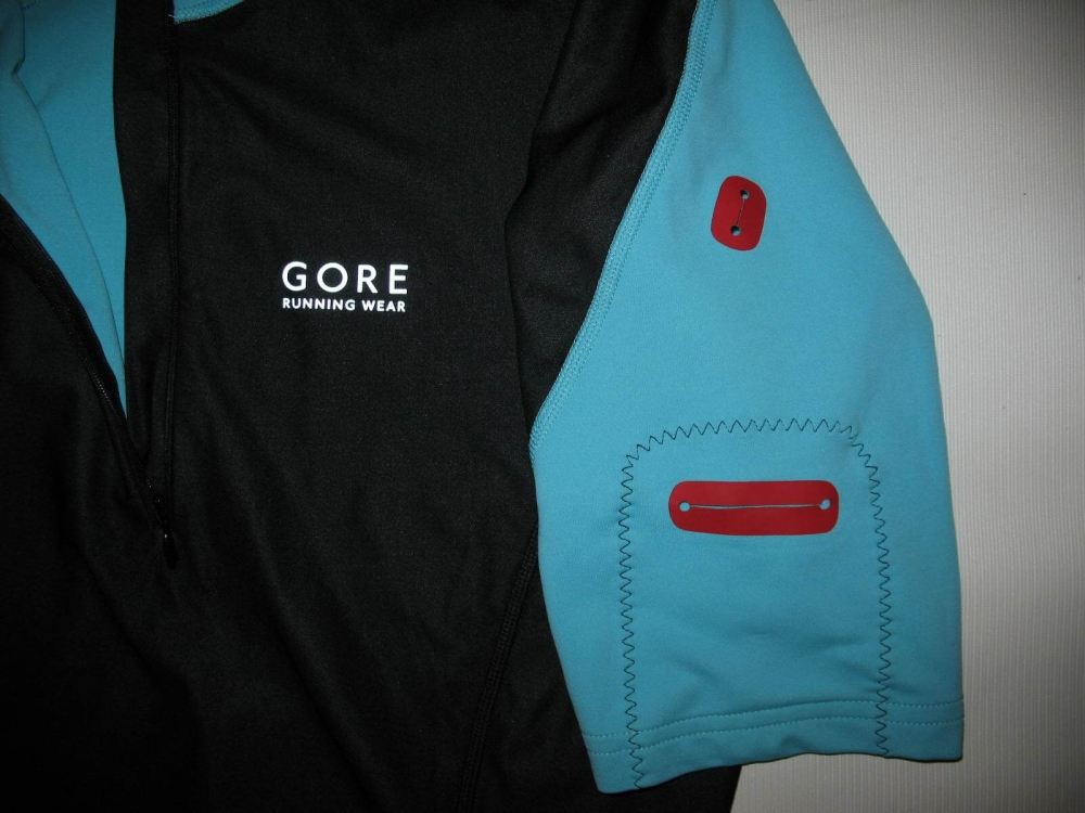 Футболка GORE Running MAGNITUDE Windstopper jersey lady (размер 36-S/M) - 3