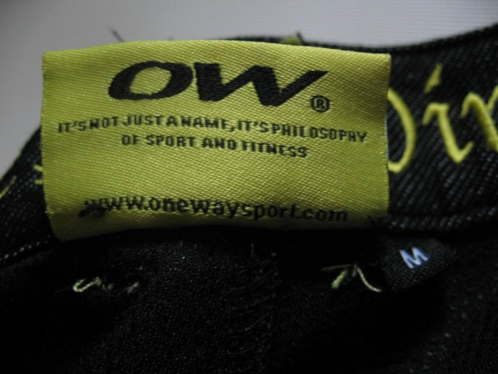 Штаны OW one winner pants (размер М) - 7