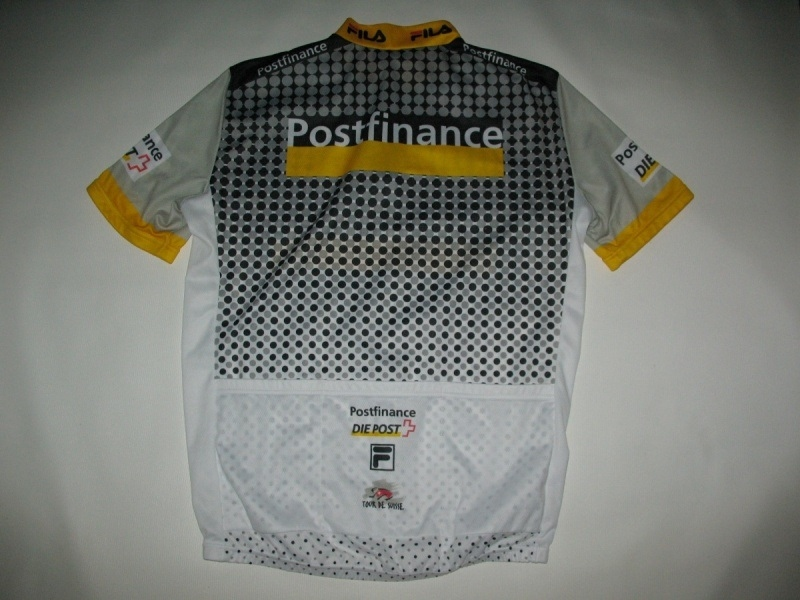 Футболка FILA Postfinance(размер XL) - 1