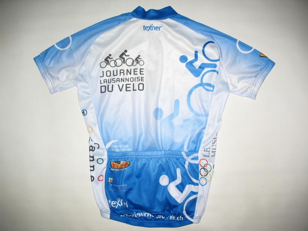 Веломайка TEXNER du velo jersey (размер XS) - 1