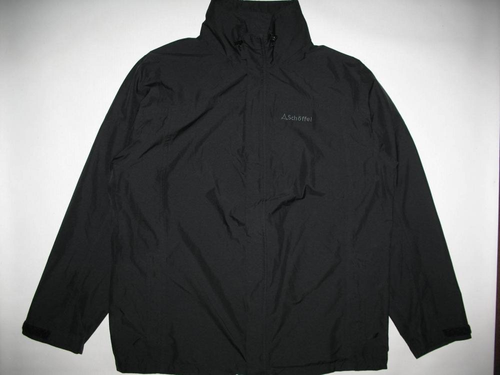 Куртка SCHOFFEL khar jacket (размер 56/XXL) - 1