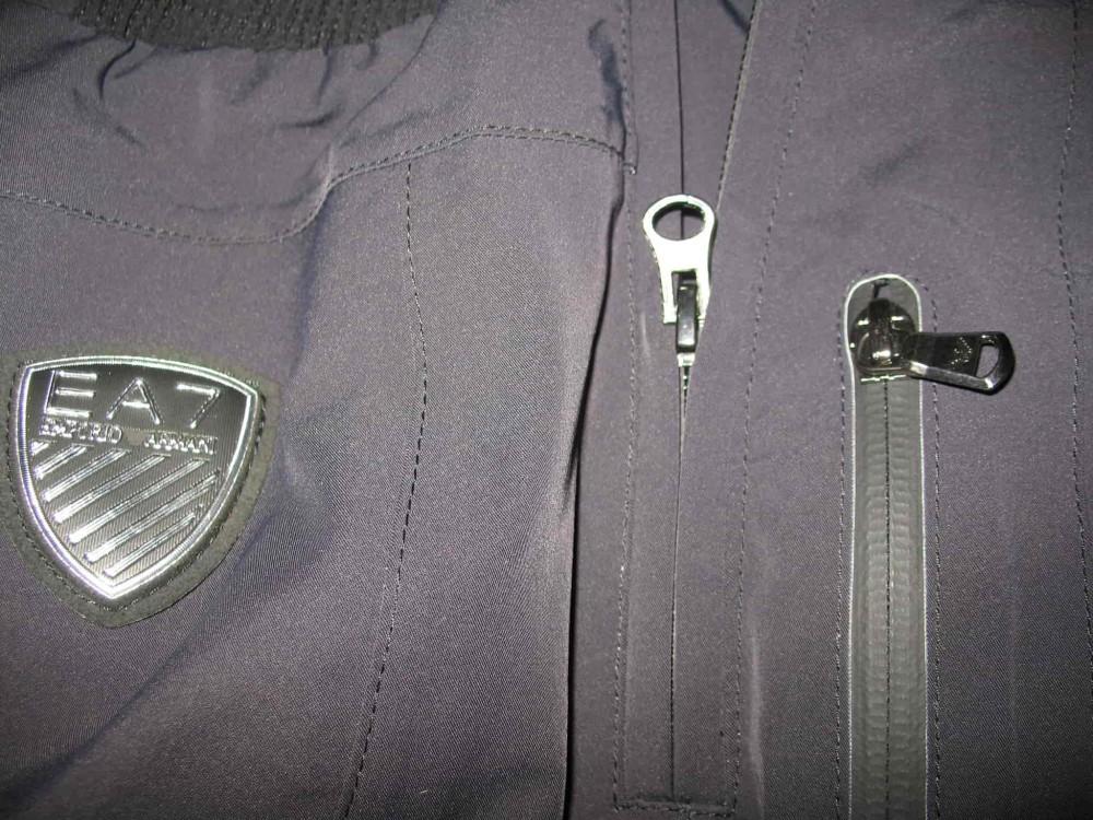 Штаны EA7 emporio armani ski bib pants ( размер XL) - 12