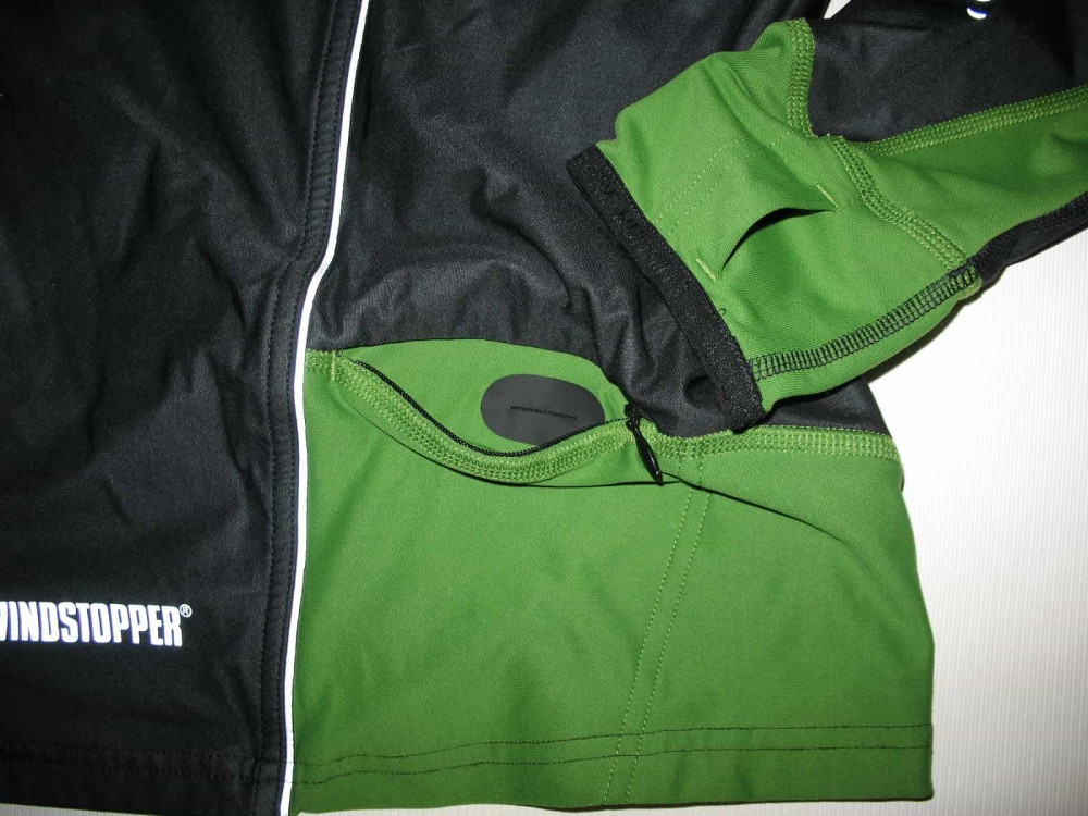 Куртка GORE running wear windstopper jersey (размер L) - 4