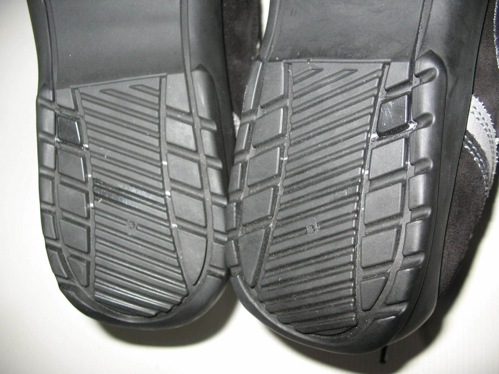 Велотуфли PROTECTIVE vail bike shoes (размер EU43(на стопу 270mm)) - 13