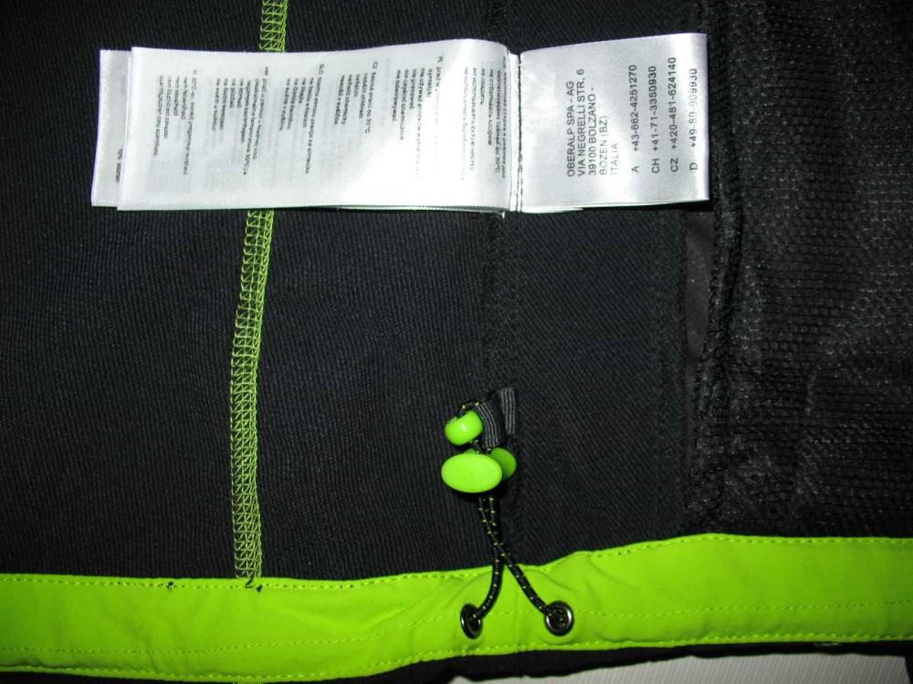Куртка SALEWA tian sw softshell jacket lady (размер M) - 7