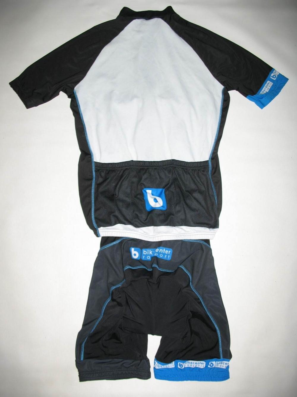 Веломайка+шорты NONAME -b- jersey+bib shorts (размер 4/M) - 1