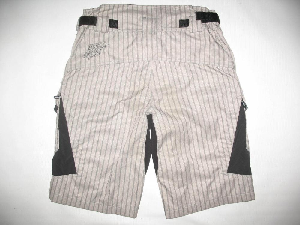 Шорты PLATZANGST mtb DH shorts (размер M) - 1
