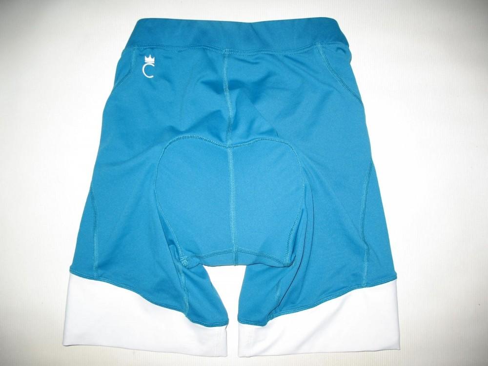 Велошорты SCOTT contessa cycling shorts lady (размер M) - 1