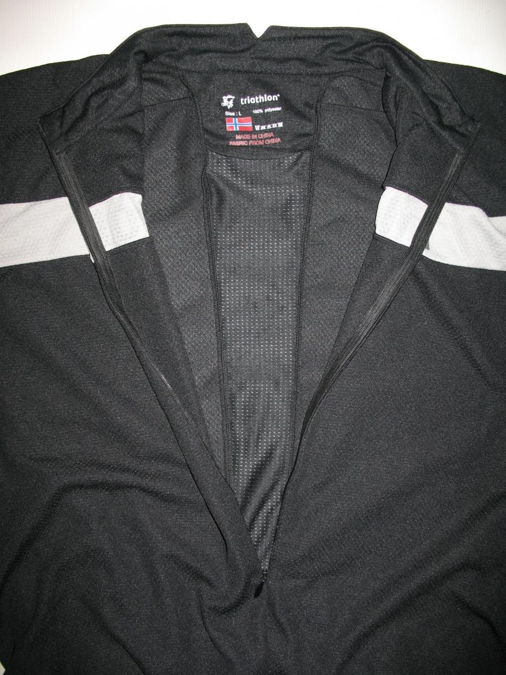Веломайка TRIATHLON jersey (размер L) - 2