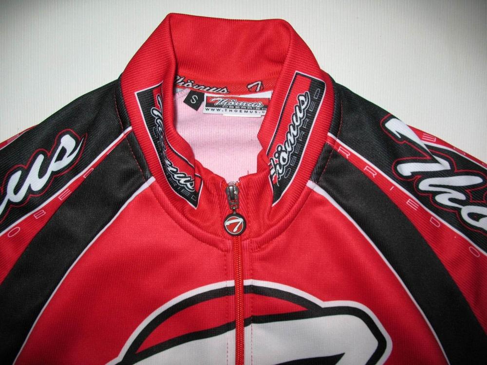 Велокуртка THOMUS cycling  jacket (размер 4/M) - 2