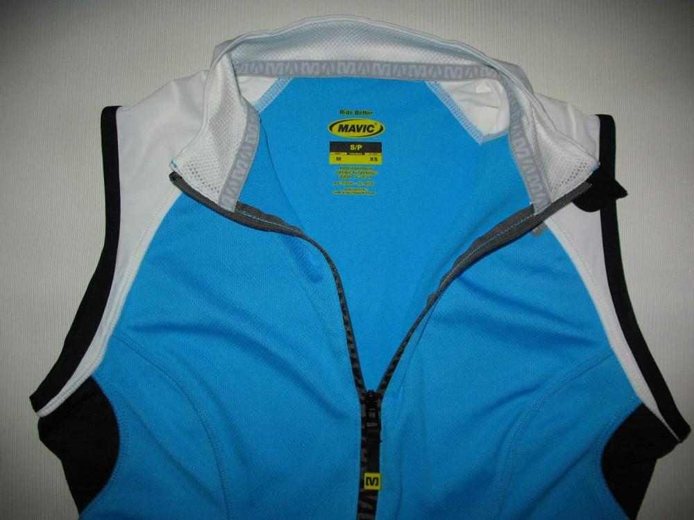 Веломайка MAVIC cycling ss jersey lady (размер S) - 3