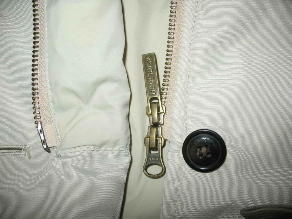 Куртка WOOLRICH jacket lady (размер S) - 8