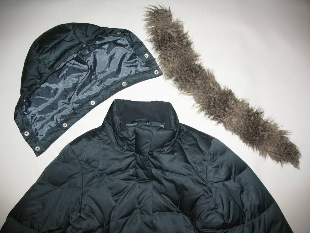 Куртка EDDIE BAUER Lodge Down Parka lady (размер SM-на рост +-170 см) - 7