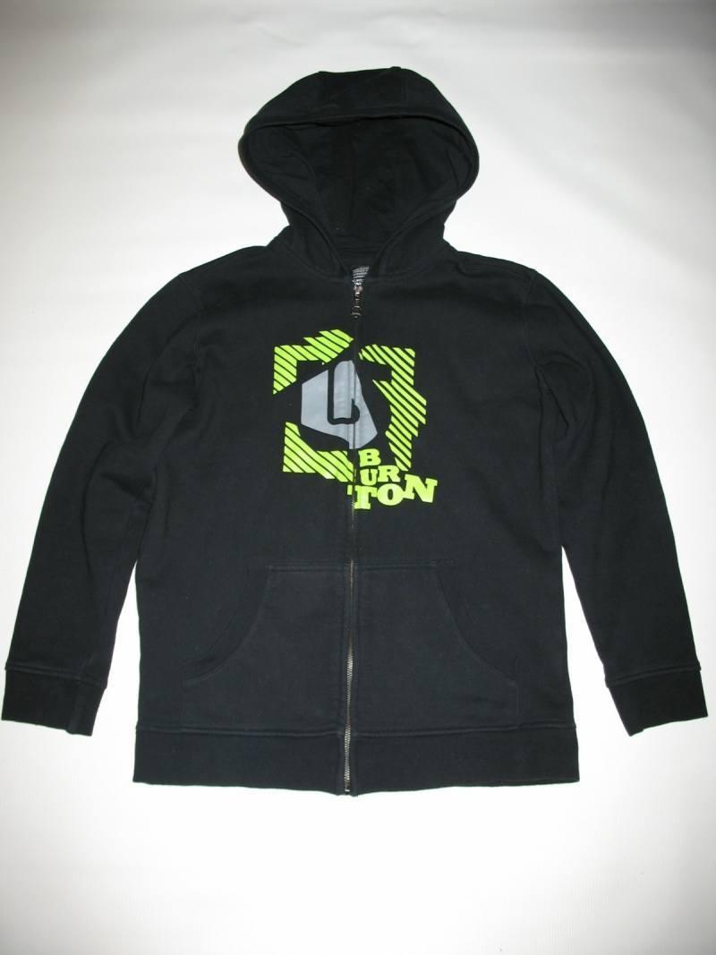 Кофта BURTON hoodies unisex  (размерXS/S ) - 1