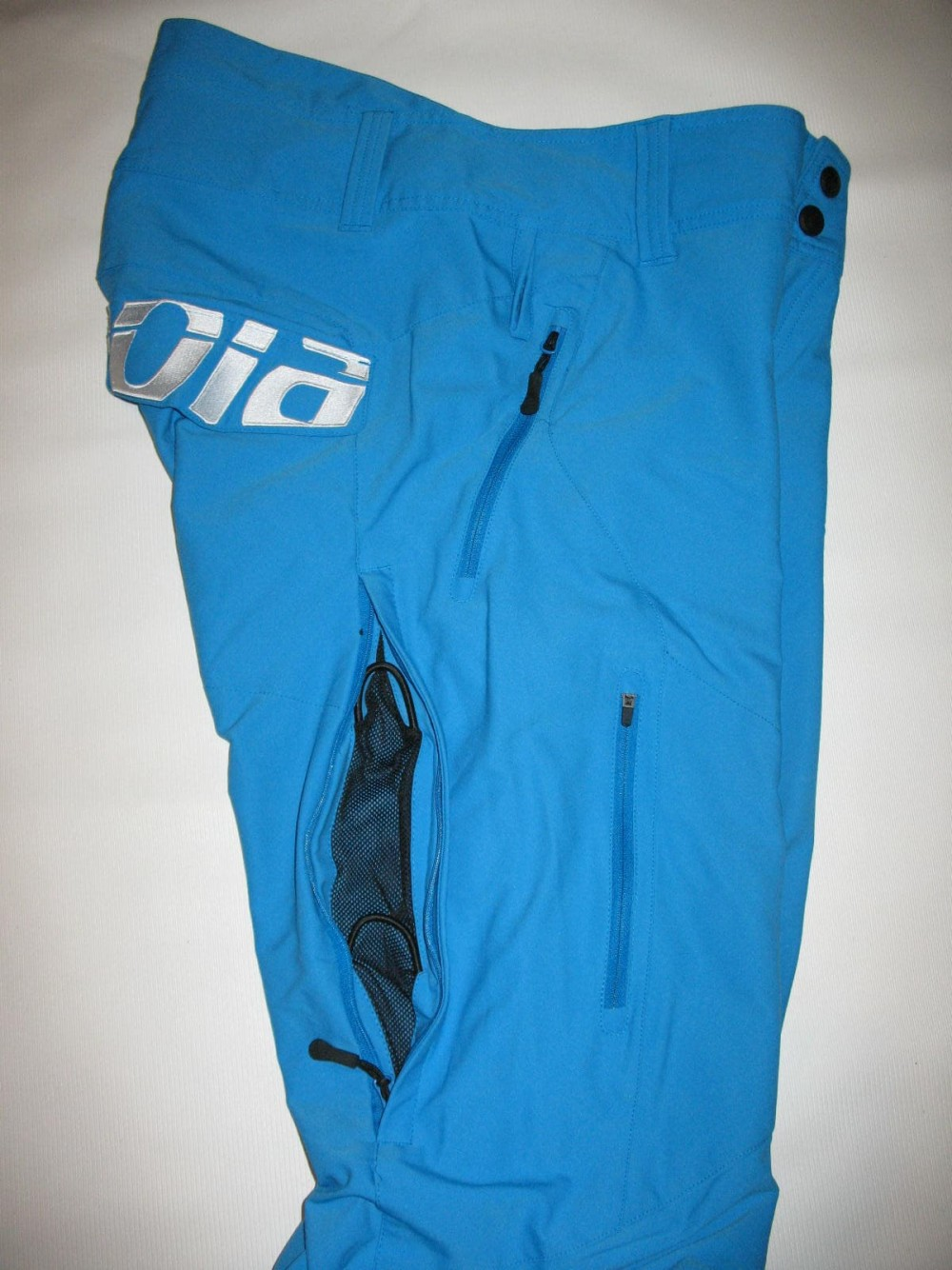 Велоштаны MALOJA 3xdry bike pants (размер M) - 3