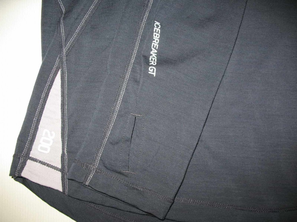 Термобелье ICEBREAKER GT 200 jersey lady (размер M/мужской S) - 4