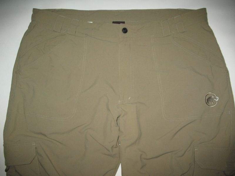 Шорты MAMMUT 3/4 shorts (размер 56-XXL) - 2