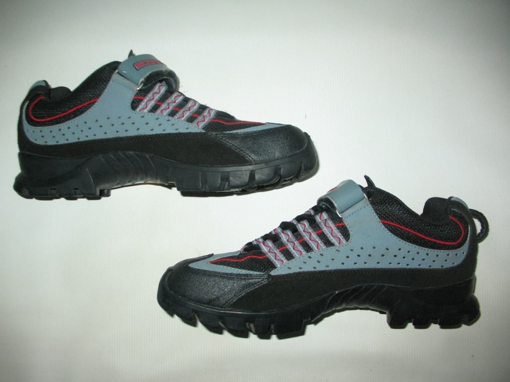 Велотуфли SCOTT vibram mtb bike shoes (размер US9/UK8/EU42(на стопу 265 mm)) - 3