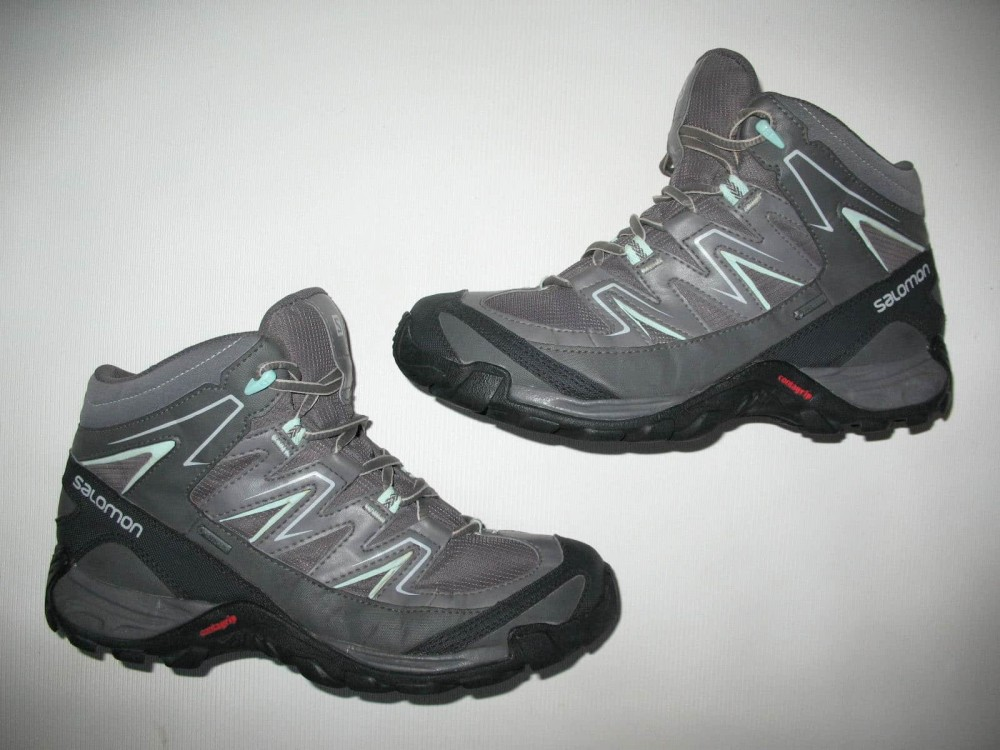 Кроссовки SALOMON gtx boots lady (размер US7,5/UK6/EU39,5(на стопу до 245 mm)) - 2