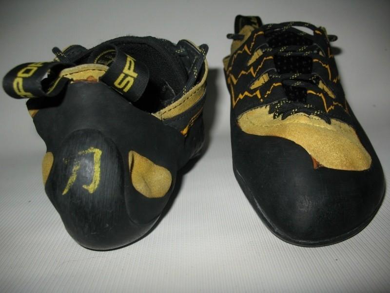 Скальные туфли LA SPORTIVA katana lace  (размер EU39;USm6, 5;USw7, 5(на стопу 250 мм)) - 5
