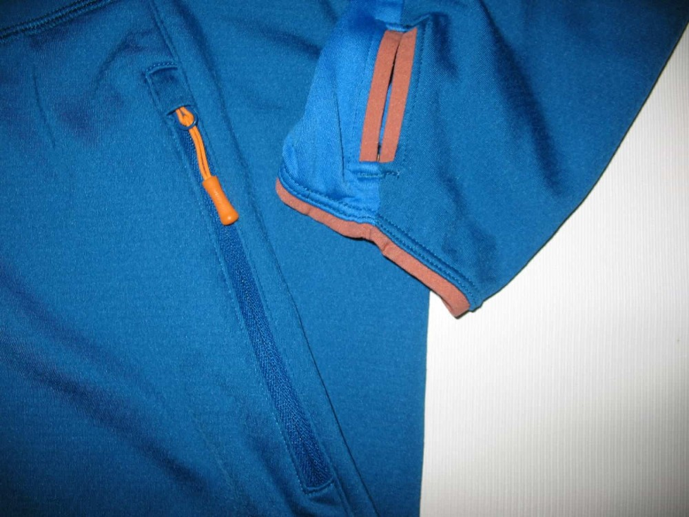 Кофта BERGANS galdebergtind fleece jacket (размер M/L) - 6