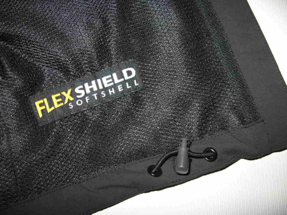 Жилет JACK WOLFSKIN activate softshell vest (размер XL) - 8