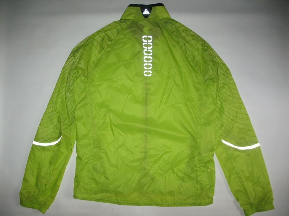 Куртка ODLO ultralight race jacket (размер L) - 13