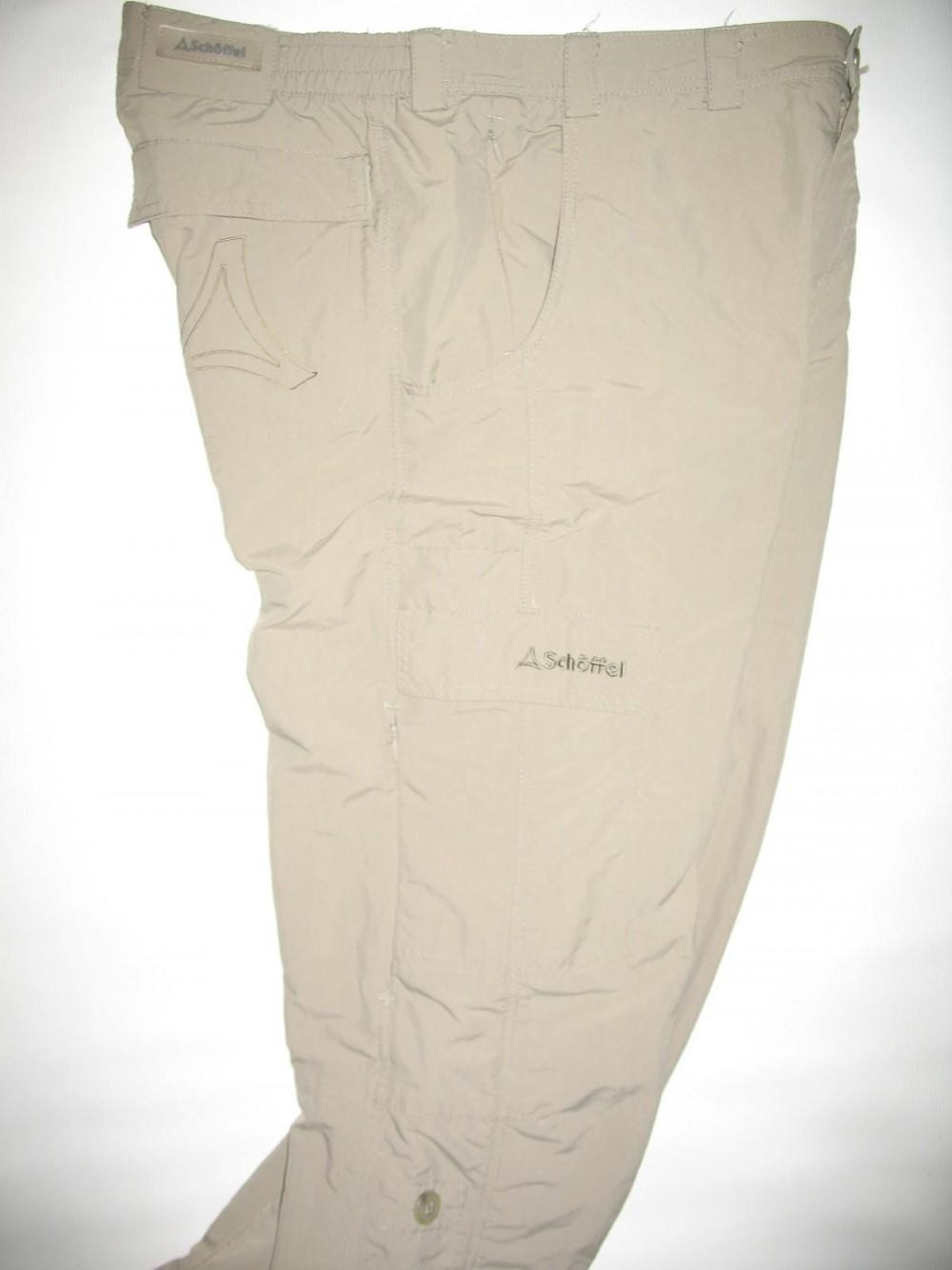 Штаны SCHOFFEL outdoor pants (размер 52-L/XL) - 4