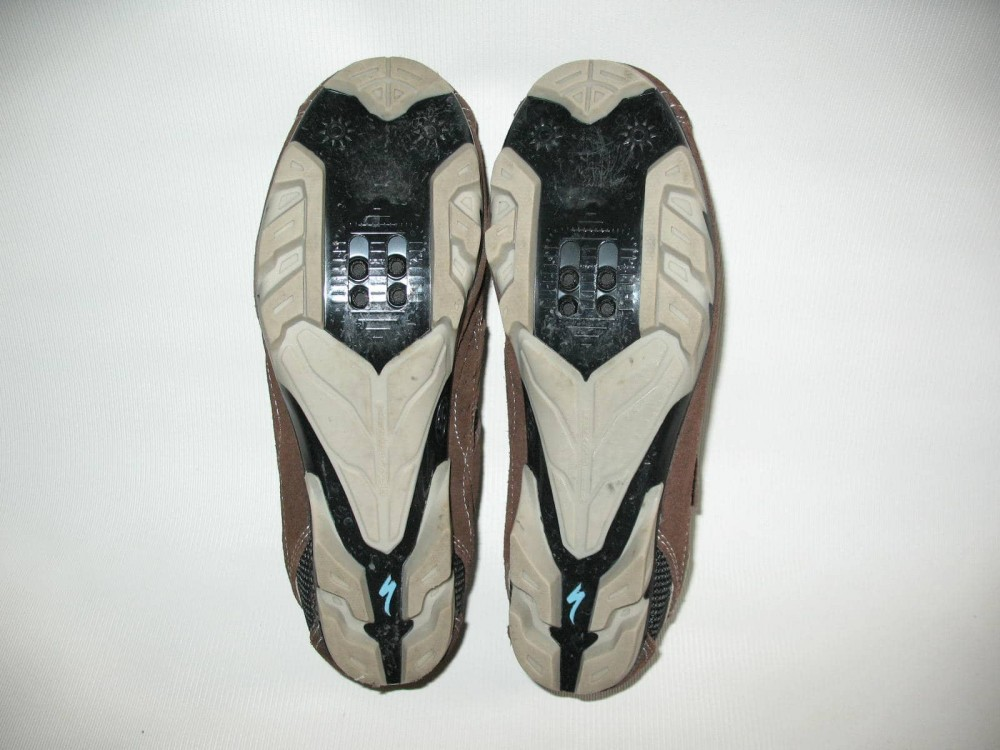 Велотуфли SPECIALIZED riata bg MTB shoes lady (размер UK6,5/US7,5/EU38(на стопу до 245 mm)) - 7