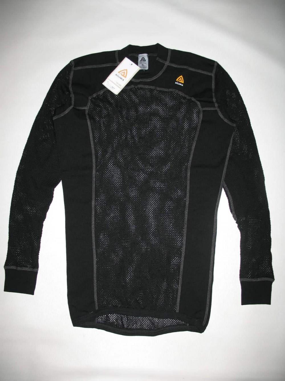 Термобелье ACLIMA 120G soft merino wool jersey (размер XL) - 3