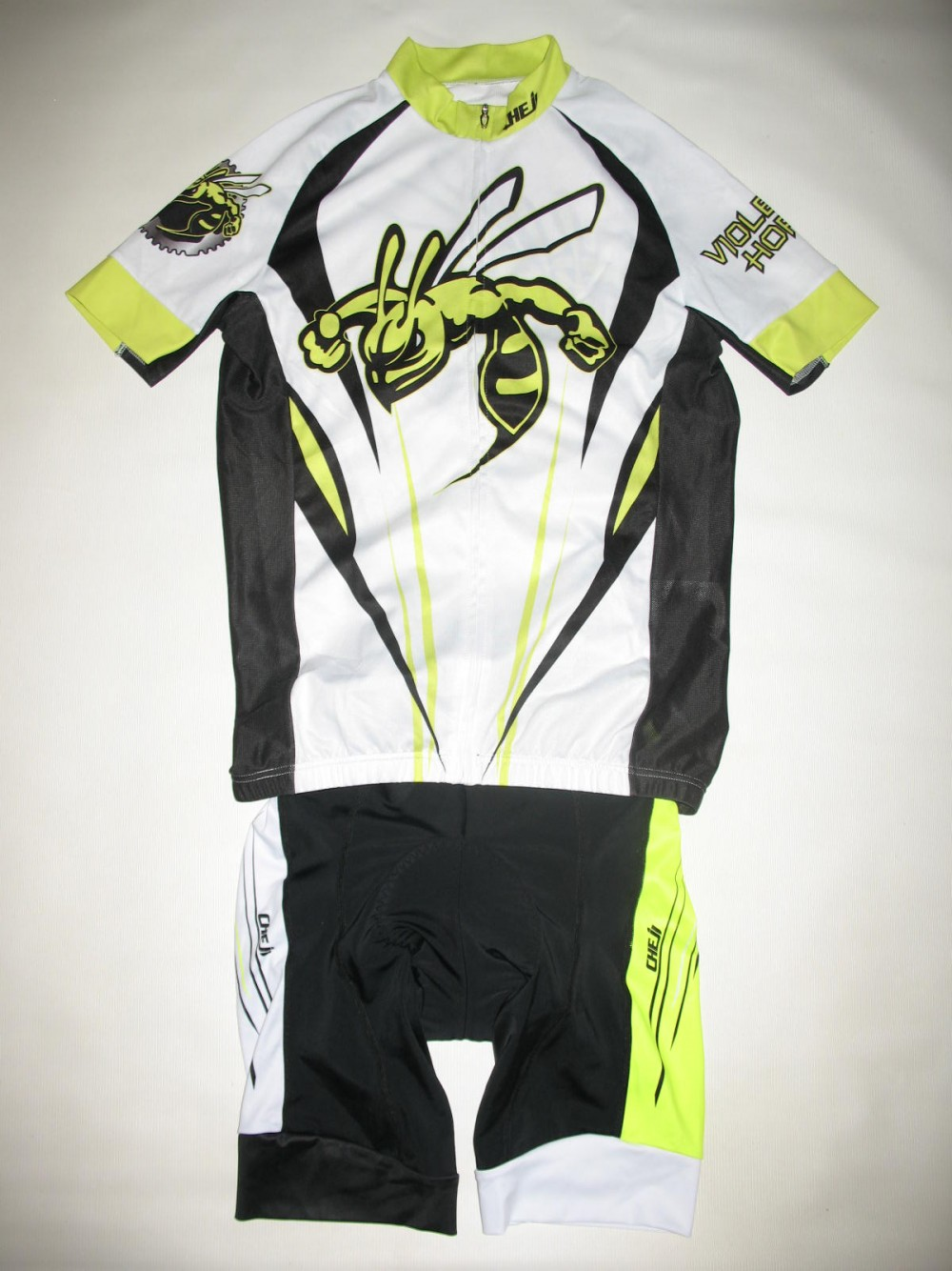 Велокомплект CHEJI violence hornet jersey+shorts (размер L(реально М(на +-180 см))) - 3