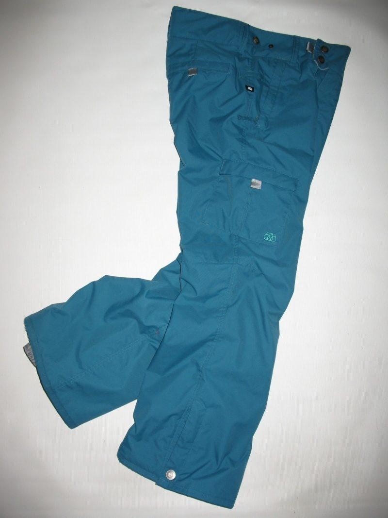 Штаны 686 snowboard pants lady (размер S) - 5