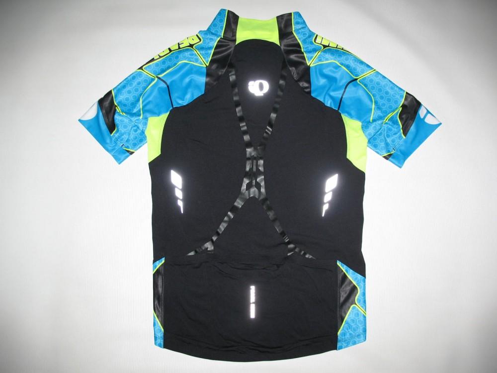 Веломайка PEARL IZUMI p.r.o. leader short sleeve jersey (размер L) - 4
