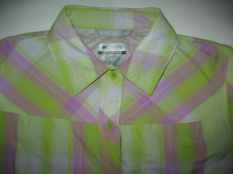Рубашка COLUMBIA titanium shirt lady (размер XS/S) - 2