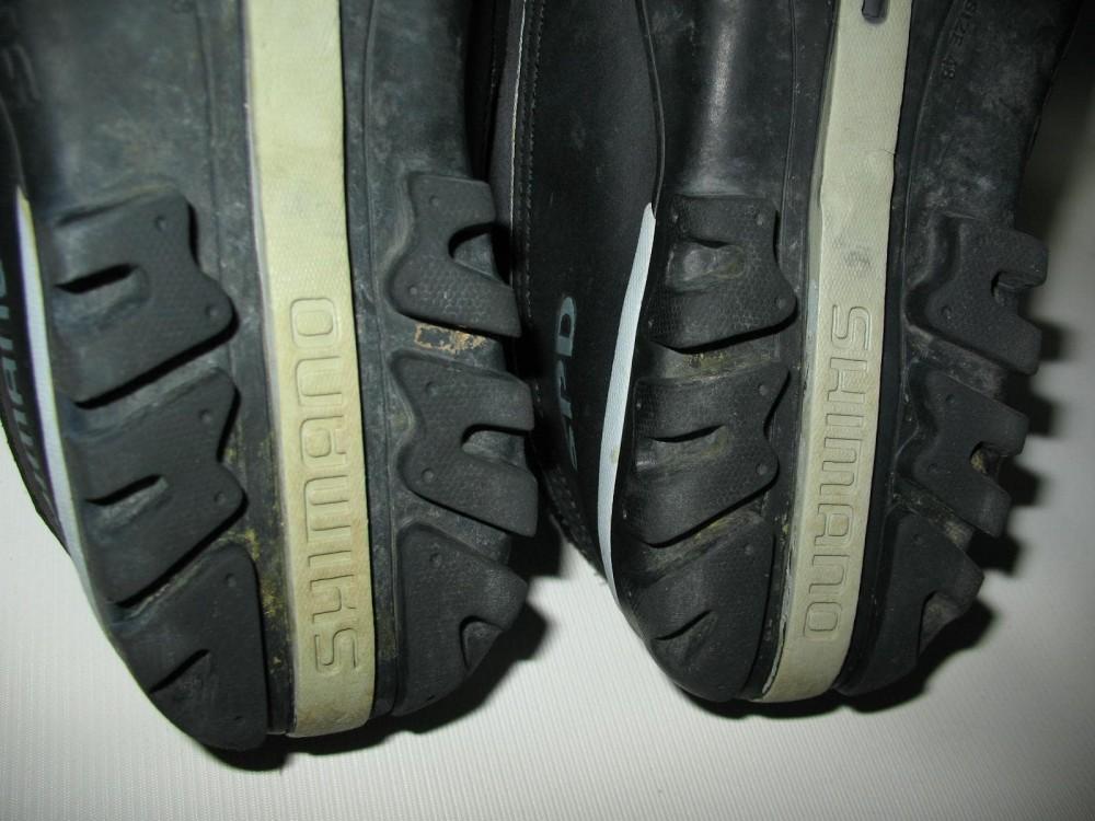Велотуфли SHIMANO sh-mt30 mtb shoes (размер US13/EU48(на стопу до 305 mm)) - 8
