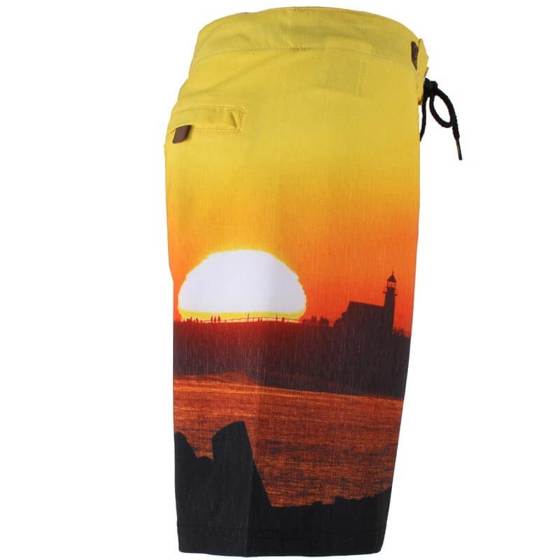 Шорты SANTA CRUZ Lighthouse Sunset Boardshort (размер 36/XL) - 3