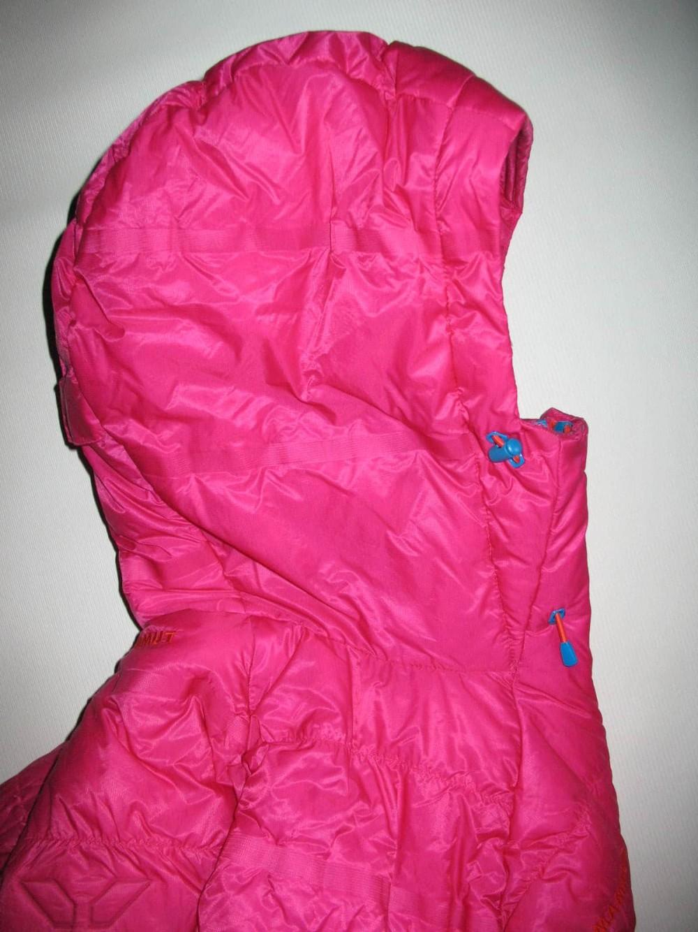 Куртка MAMMUT biwak eiger extreme jacket lady (размер S/M) - 10