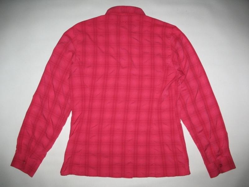 Рубашка MAMMUT Alessandria long shirt (размер M) - 2