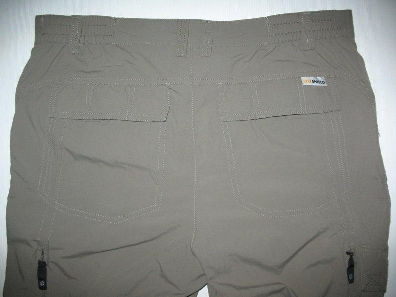 Штаны JACK WOLFSKIN Mosquito Safari Pants  (размер 34/50/L)) - 6