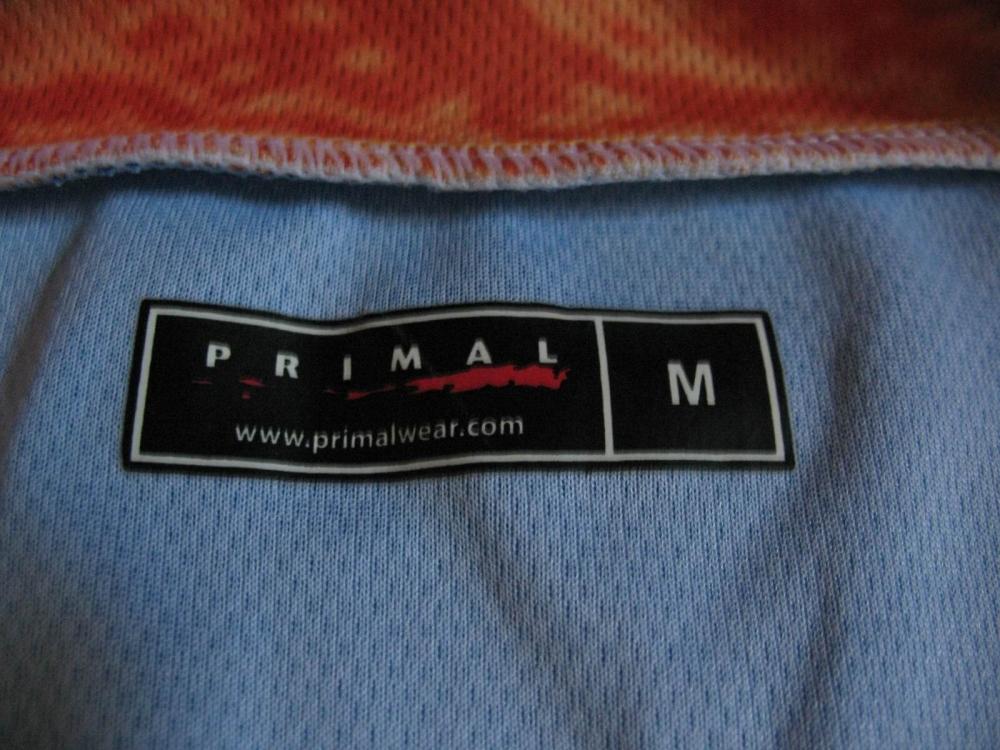 Веломайка PRIMAL rim cyclery wear jersey (размер М) - 4