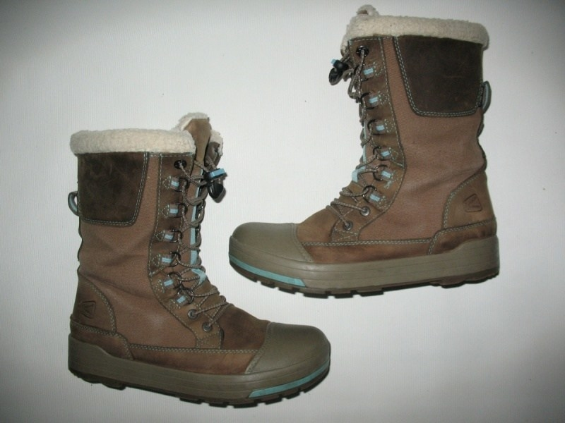 Сапоги KEEN snow rover lady (размер US8, 5/UK 6/EU39(250 mm)) - 5