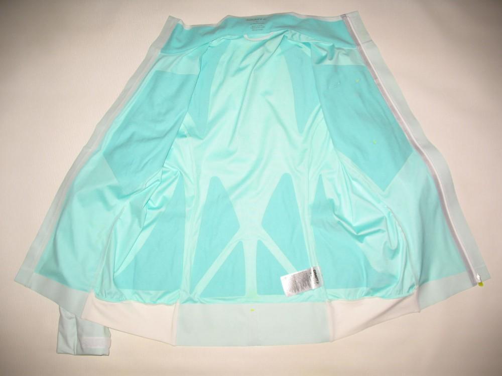 Куртка CRAFT elite run jacket lady (размер L/M) - 10