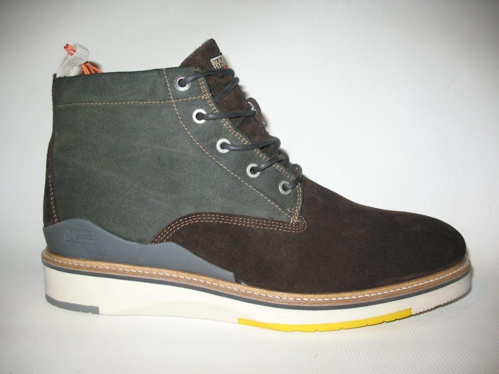 Ботинки NAPAPIJRI c4 (размер UK12/US11/EU46(на стопу 290 mm)) - 4