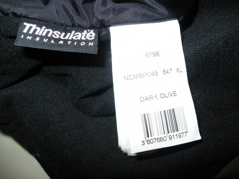 Штаны  ROSSIGNOL 20/20 snowboard/ski pants (размер XL) - 14